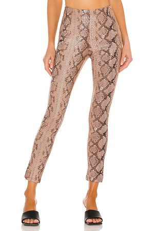 KENDALL + KYLIE Legging in - Tan. Size L (also in XS, S, M).