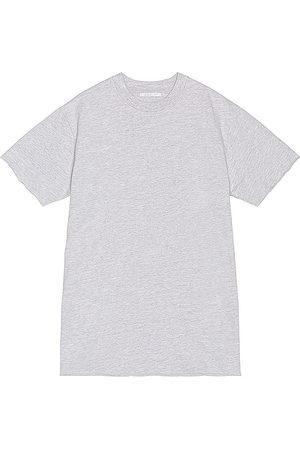 JOHN ELLIOTT Anti-Expo Tee in - Grey. Size L (also in XS, S, M, XL).
