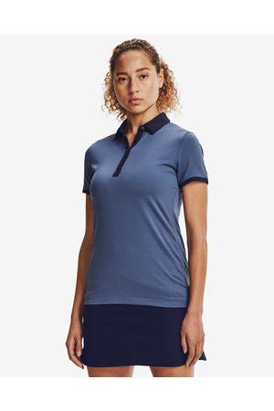 Under Armour Zinger SS Novelty Polo T-shirt Blue