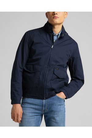 Lee Homem Casacos - Harrington Jacket Blue
