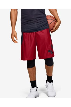 Under Armour Perimeter Shorts Red