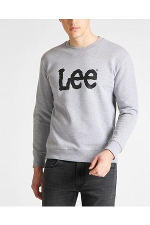 Lee Basic Logo Sweatshirt Grey