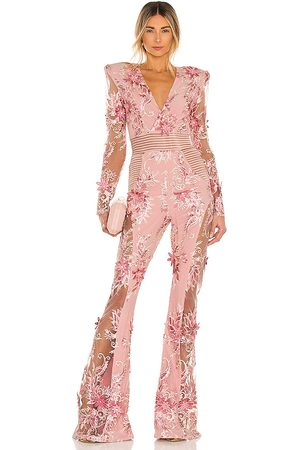 Zhivago Won't You Try Jumpsuit in - Pink. Size L (also in M).