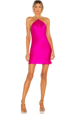 Amanda Uprichard X REVOLVE Claudia X Back Chain Dress in - Pink. Size M (also in S).
