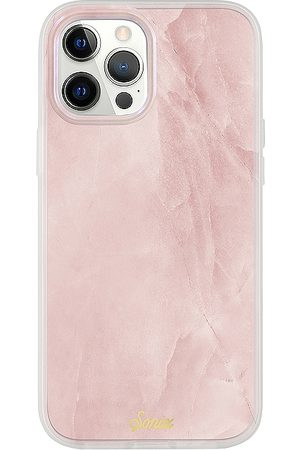 Sonix Senhora Phones - Magsafe Antimicrobial iPhone 12 Pro Max Case in - Pink. Size all.