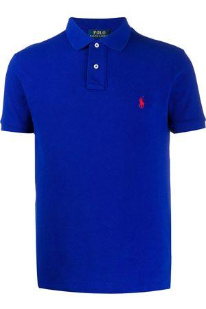 Polo Ralph Lauren Homem Formal - Embroidered logo polo shirt