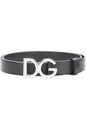 Dolce & Gabbana DG Millennial logo belt