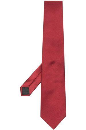 Lanvin Pointed-tip silk tie