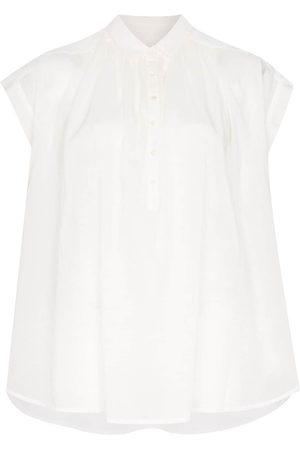 NILI LOTAN Oversized flared blouse