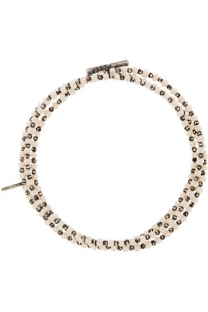 M. COHEN Sterling The Agora pearl bracelet