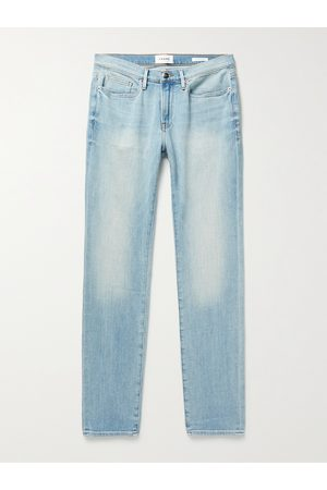 Frame Homem Jeans - L'Homme Skinny-Fit Stretch-Denim Jeans