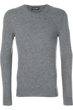 Dolce & Gabbana Round neck sweater