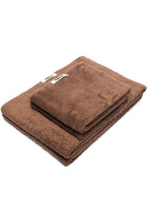 Tekla Set of 2 bath towels