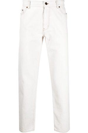 Saint Laurent Carrot-fit jeans