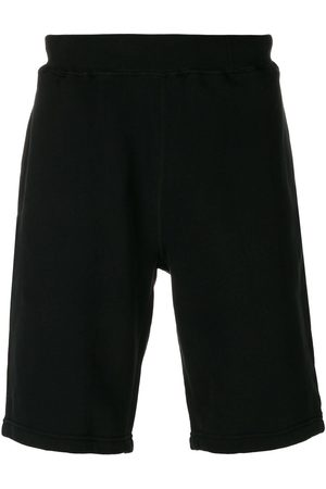 Sunspel Straight leg track shorts