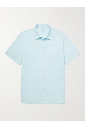 Loro Piana Homem Casual - Linen Shirt