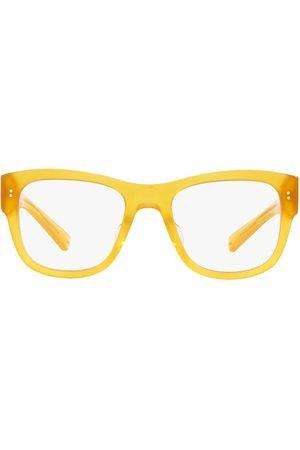 Dolce & Gabbana Rectangular-frame sunglasses