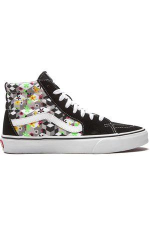 Vans Checker Cube SK8- Hi sneakers