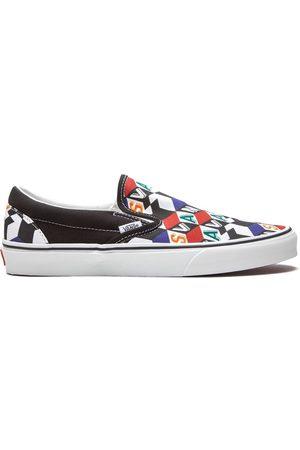Vans Checker Cube slip-on sneakers