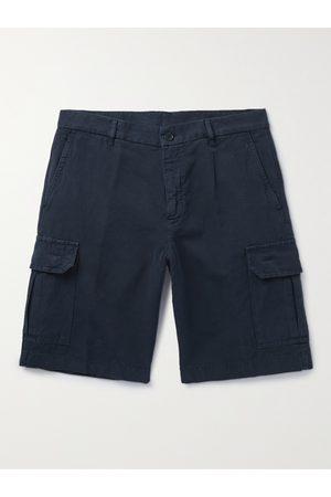 Loro Piana Homem Bermudas - Linen Bermuda Shorts