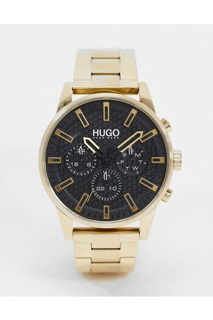 HUGO BOSS Homem Pulseiras - Gold bracelet watch 1530152