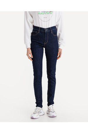Levi's Senhora Skinny - 720™ Super Skinny Jeans Blue