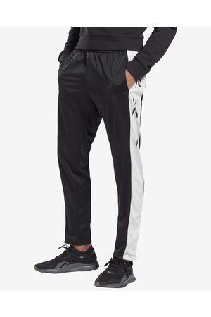 Reebok Homem Calças - Training Essentials Vector Track Sweatpants Black