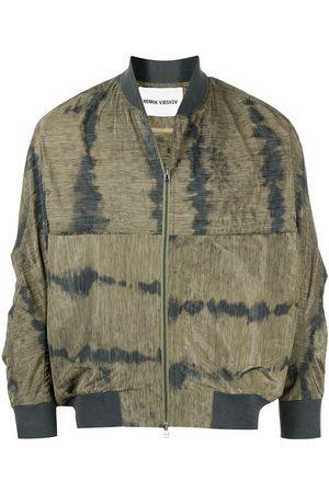 HENRIK VIBSKOV Homem Casacos - Match bomber jacket