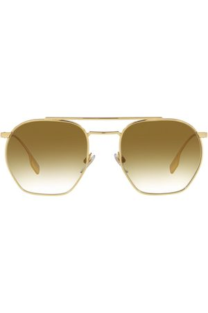 Burberry Eyewear Ramsey aviator frame sunglasses