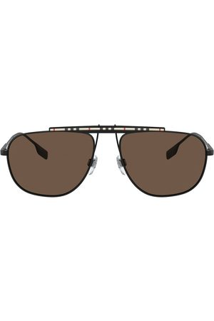 Burberry Eyewear Dean aviator sunglasses