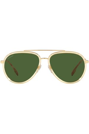 Burberry Eyewear Oliver aviator sunglasses