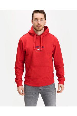Tommy Hilfiger Homem Camisolas sem capuz - Timeless Sweatshirt Red