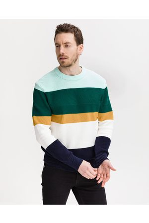 Tommy Hilfiger Sweater Green White