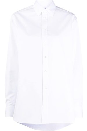 Ralph Lauren Senhora Casual - Oversized long-sleeve shirt