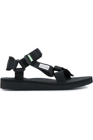 SUICOKE Open toe ripstop sandals