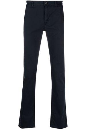 HUGO BOSS Homem Calças Chino - Mid-rise chino trousers