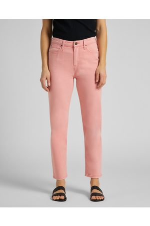 Lee Carol Jeans Pink Beige