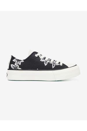 Replay Sneakers Black White