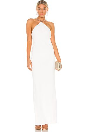 Amanda Uprichard X REVOLVE Riesling Gown in - White. Size L (also in XS, S, M).