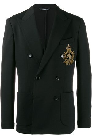 Dolce & Gabbana Homem Blazers - Double-breasted jacket