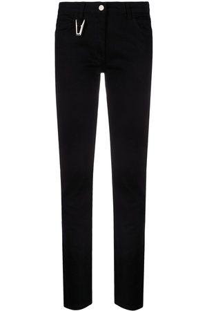 1017 ALYX 9SM Senhora Slim - Ring-detail slim-fit jeans