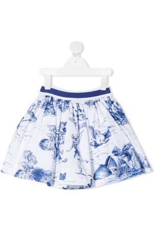 MONNALISA Menina Saias - Disney-cartoon skirt