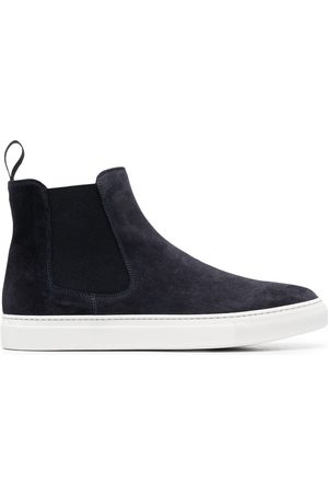 Scarosso Slip-on hi-top sneakers