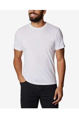 Columbia Homem T-shirts & Manga Curta - High Dune Graphic T-shirt White