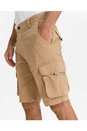 Tommy Hilfiger Cargo Shorts Brown