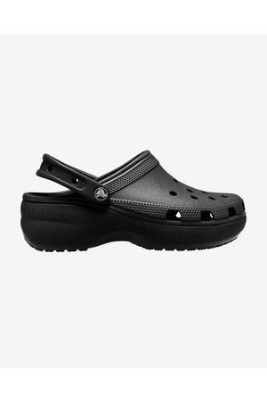 Crocs Classic Platform Clog Black