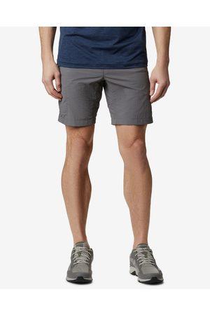 Columbia Homem Calções - Silver Ridge II Shorts Grey