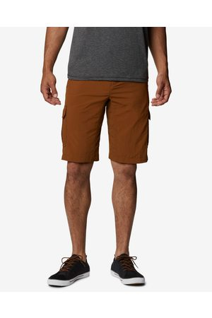 Columbia Homem Calções - Silver Ridge II Cargo Shorts Brown