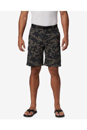 Columbia Homem Calções - Silver Ridge Shorts Black