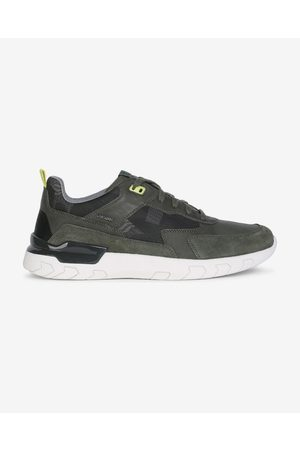 Geox Homem Ténis - Grecale Sneakers Green